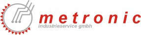 Homepage Metronic Industrieservice GmbH